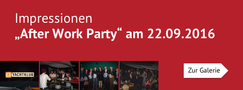 After Work Party am 22.09.2016